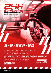 Equipo mexicano integrado por Michel Jourdain, Salvador de Alba y Paul Jourdain participarán en las 24 Horas Sim Racing de Catalunya