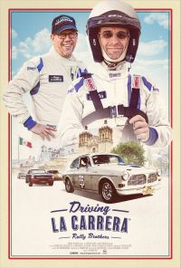 "Lanzamiento del documental ""Driving La Carrera, Rally Brothers"""