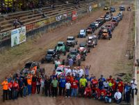 1ª fecha del Nacional de Off Road, Car Cross