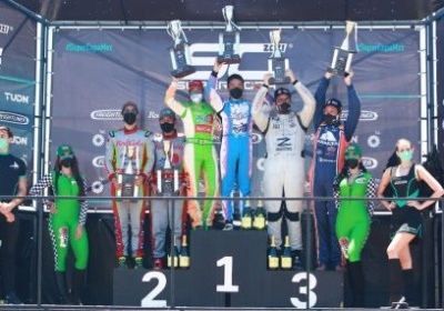 Sidral Aga Racing Team y los Richards se llevan las victorias en la Copa Mercedes-Benz