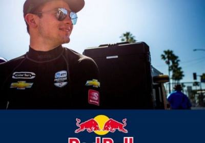 El piloto mexicano, Patricio O'Ward firma con Red Bull Junior Team