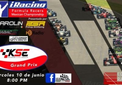 Formula Racers Mexican Championship