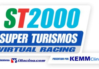 Segunda temporada de ST2000 Super Turismos Virtual Racing