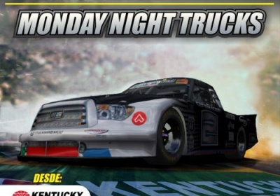 Kentucky Speedway, cuarta fecha de Trucks Virtual México Series