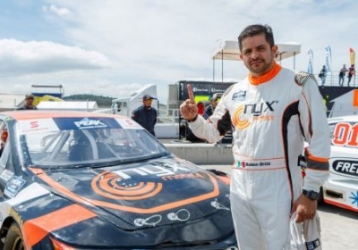 Rubén Ortíz y NYX Mobile Racing Team regresan a NASCAR Challenge
